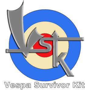 Vespa Survivor Kit